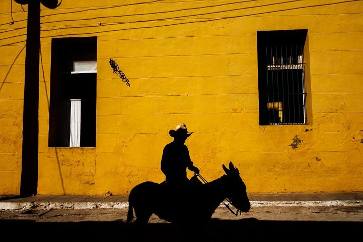 Атмосфера кубинских улиц, по которым гуляет ветер перемен
