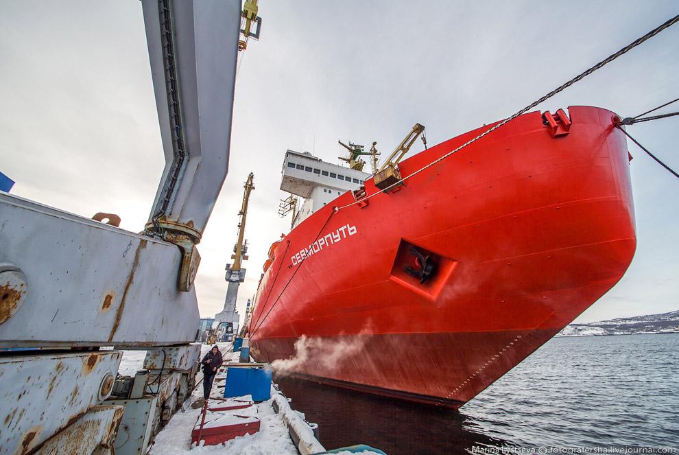 5. Освоение Арктики на самом деле прежде всего связано с совершенствованием технологий. Давайте