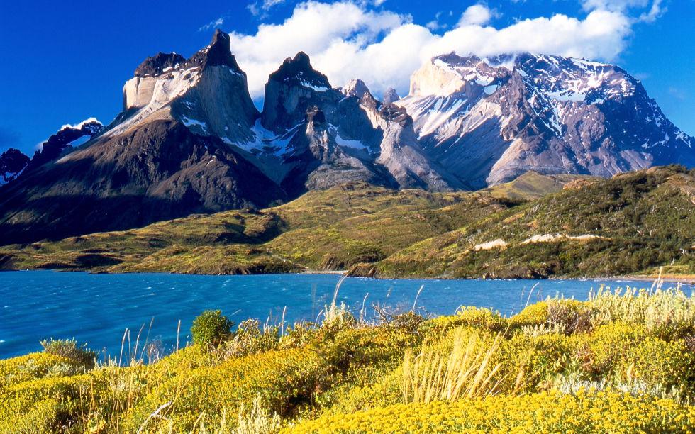 Патагония Расположенная на южной оконечности Южной Америки, Патагония имеет все, чтобы претендовать