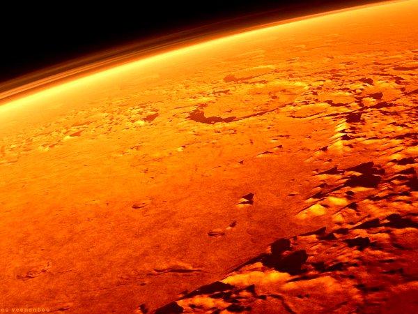 «Роскосмос» ведет переговоры сКитаем о общих исследованиях Марса иЛуны