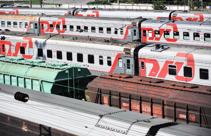 НаСахалине из-за просадки земляного полотна снова отменили поезда