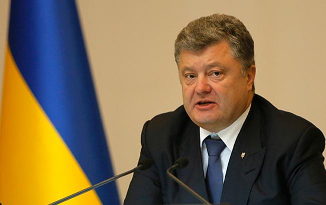 Изплена боевиков освободили двоих украинцев— Порошенко