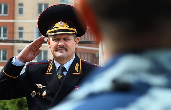 Глава московской милиции оставляет собственный пост