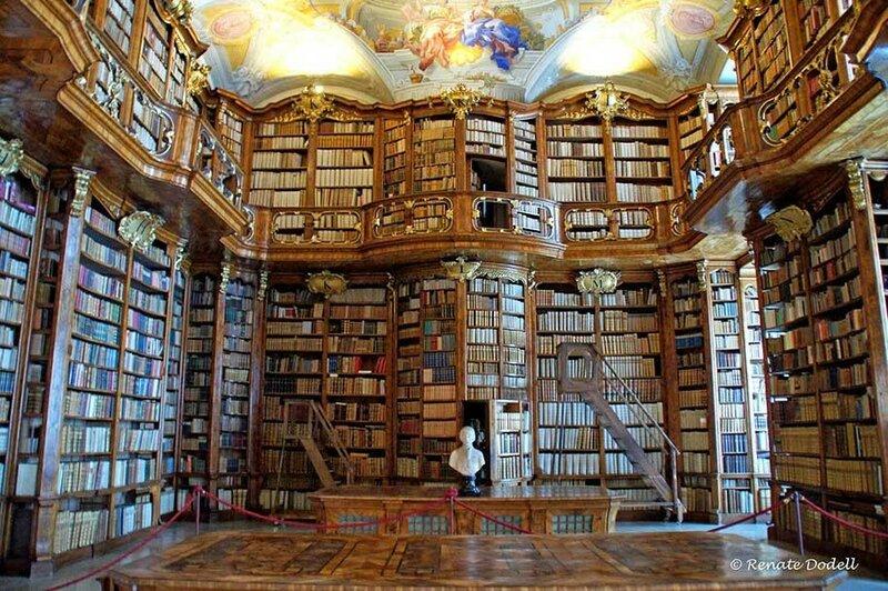 Монастырь Святого Флориана, Австрия.