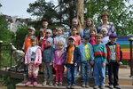 15 мая для  воспитанников  воскресной школы Александро-Невского храма города Видного Светоч была организована экскурсия по природному заповеднику Тимоховский парк