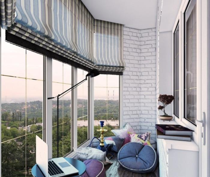 Уютненькие балконы