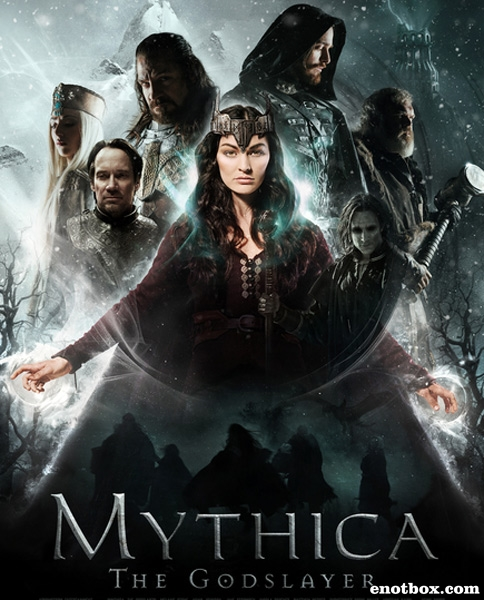 Мифика. Богоубийца / Mythica: The Godslayer (2016/WEBRip)