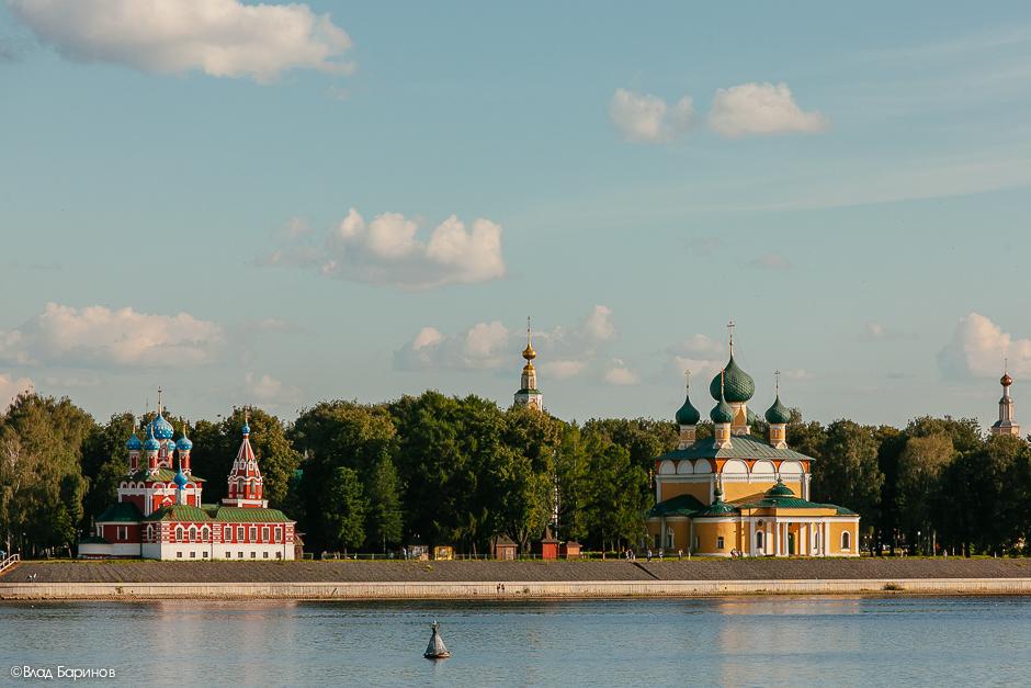 АРХ Пароход 2016 Москва-Нижний Новгород-Москва