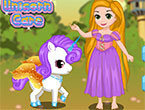 ���� ��������� ���� ( RAPUNZEL PONY CARE )