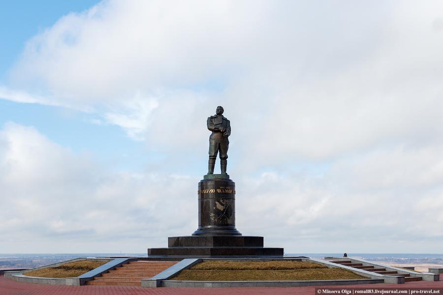 Памятники Нижнего Новгорода