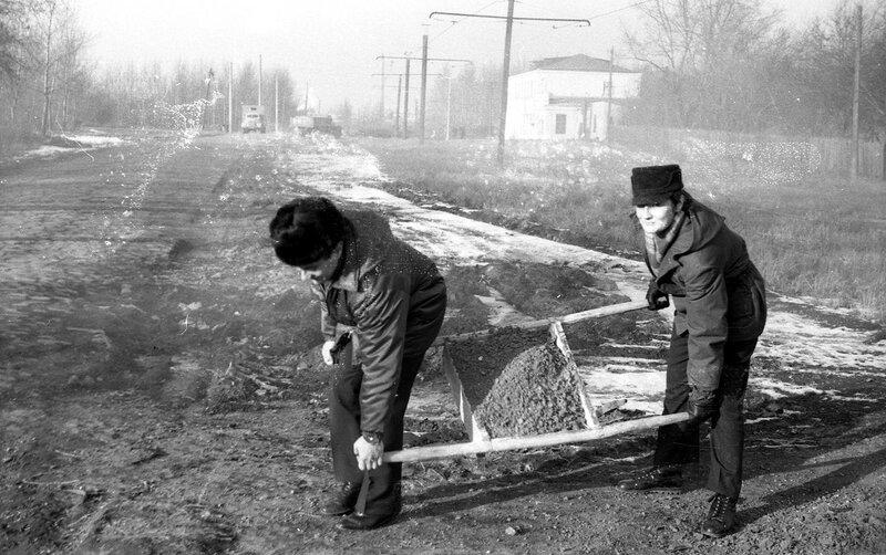 Субботник. 1972-1976 гг.