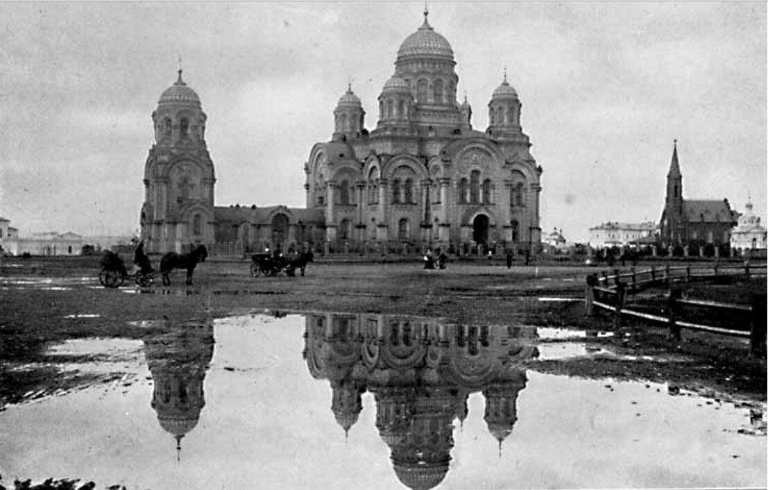 58. Иркутск. Кафедральный собор