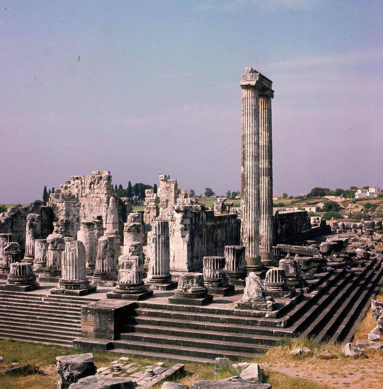 Дидима. Храм Аполлона