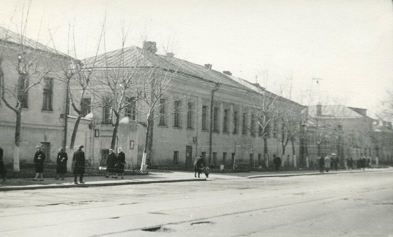 1960-е. Кожевническая ул