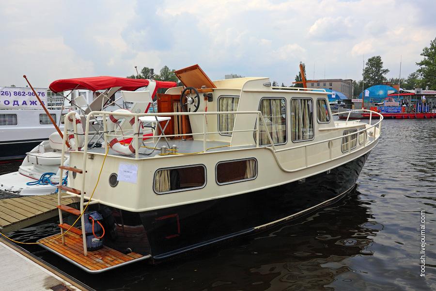 яхта за 3500000 рублей