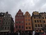 Швеция Стокгольм 9-10.11.2012