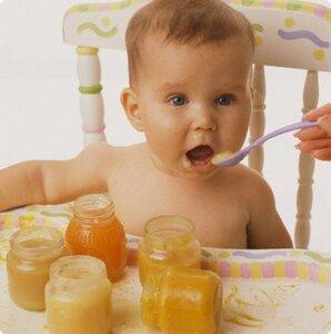 Мёд, как прикорм для детей - только после первого года жизни