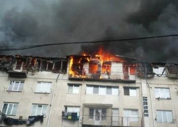 Пострадавшие от пожара семьи получат компенсации в размере 10 тыс лей