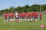 Спартак Аленичева готовится в Швейцарии