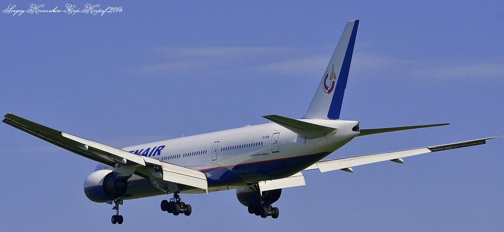 Boeing 777-200ER ОренЭйр