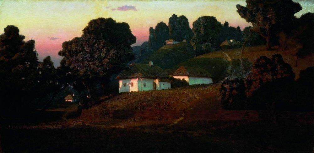 Вечер на Украине. 1878.jpg