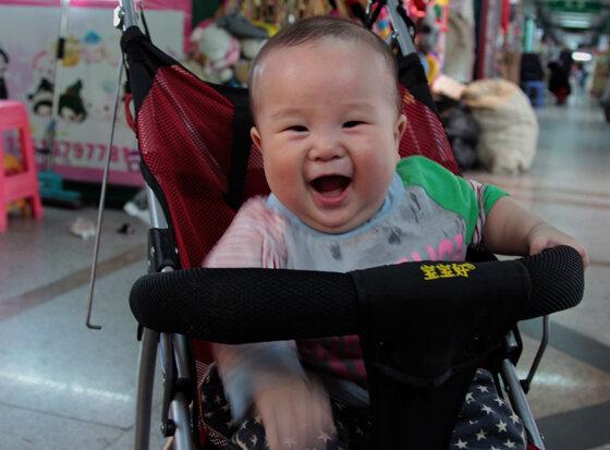 Жизнь в Китае - китайские дети