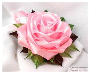 Прекрасные цветы канзаши - Страница 2 0_ec95a_9b66cb79_M