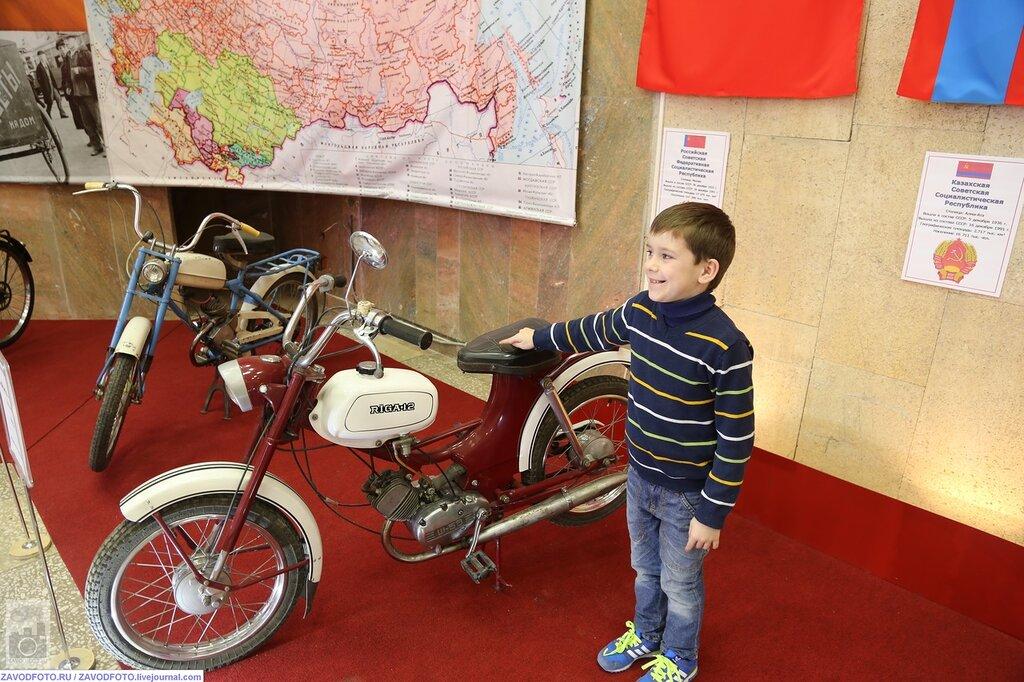 «Ветер в колёсах: из истории советского мотоцикла» в Перми