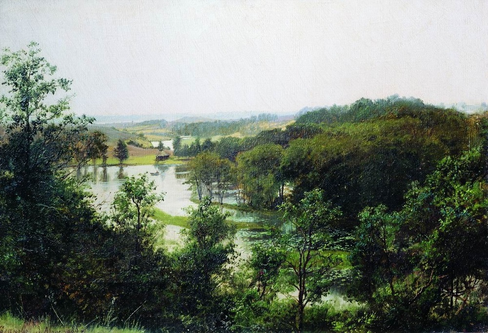 Коханово 1855 холст масло 101 х 140 см Брянский областной художественный музей.jpg