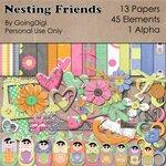 SK Nesting Friends