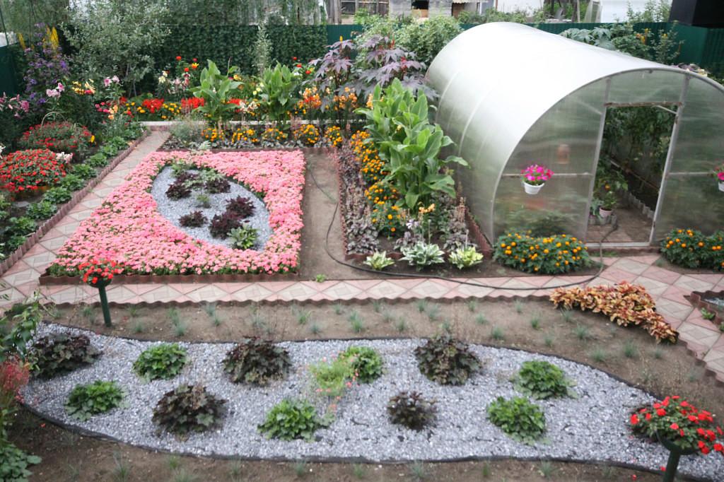 Дача сад огород фото своими руками