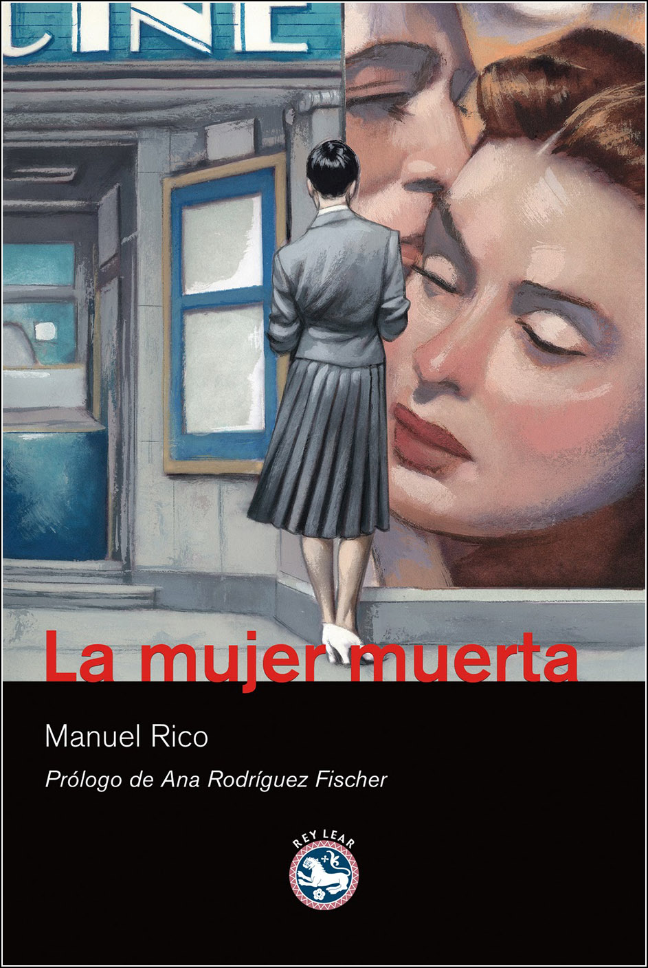 Fernando Vicente, cover book