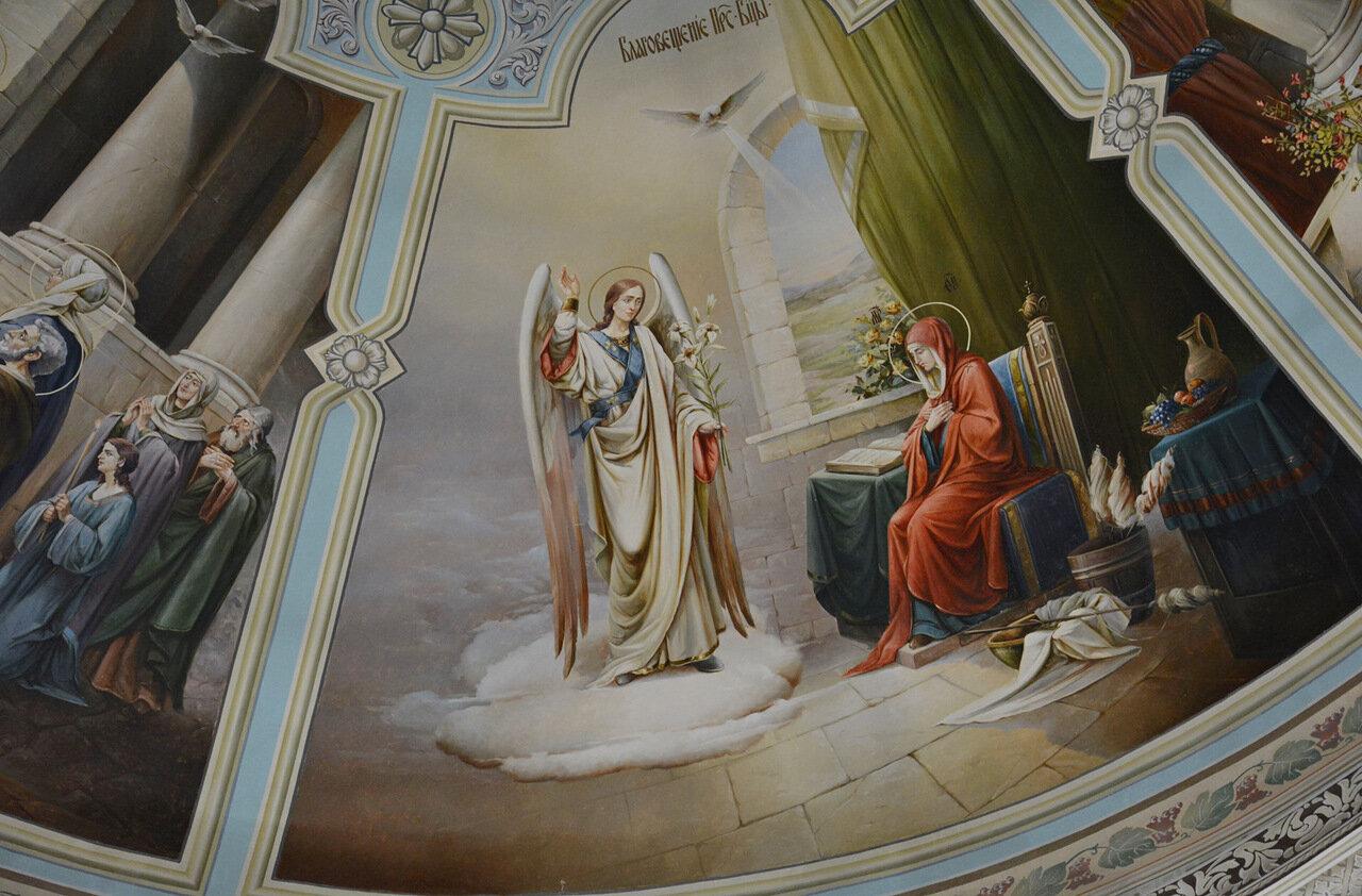 Храм Иверской Иконы Божией Матери. Гомель.
