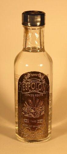 Текила Tequila Espolon Blanco