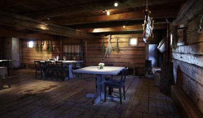 Ресторан Fäviken