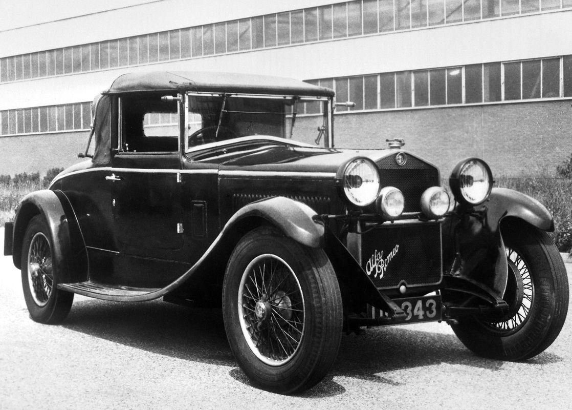 9 Lancia Dilambda 227 (1928)