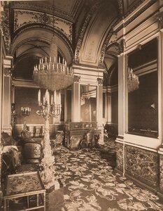 Интерьер [кабинета императрицы] в Собственной половине Большого Кремлёвского дворца.
