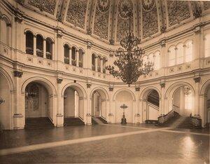 Интерьер Владимирского зала  Большого Кремлёвского дворца.