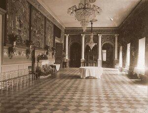 Интерьер одного из залов дворца в [Нескучном].
