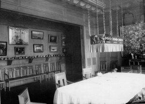 Вид столовой в доме купца Коровина А.А
