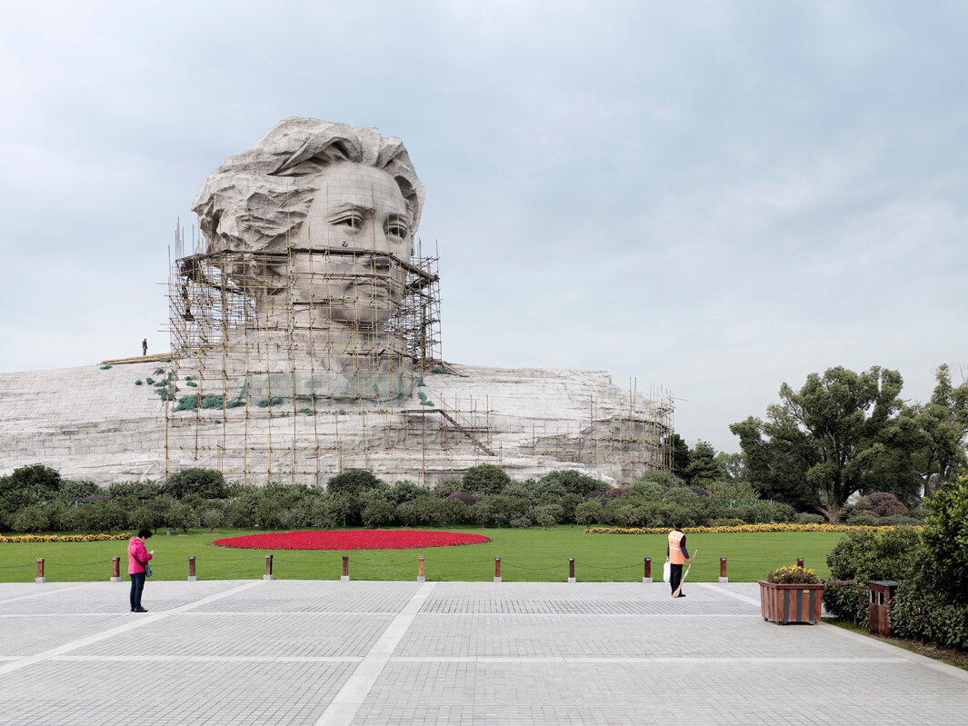 Mao Zedong, Changsha, China, 105 ft, built in 2009