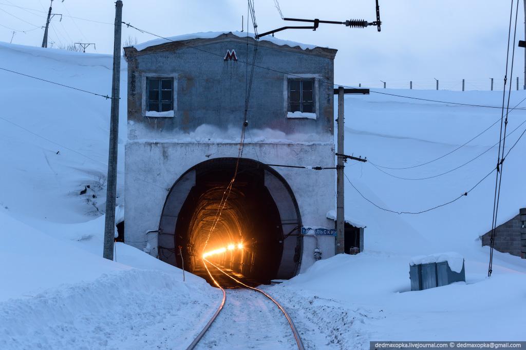 железнодорожный тоннель в воронеже фото зависит количества