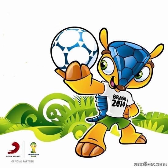 Церемония открытия чемпионата мира по футболу 2014 (2014/HDTV/HDTVRip)