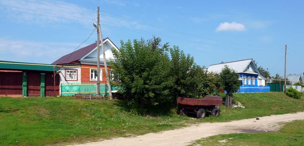 Село Красный Яр
