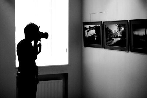 Фотографируя фотографии