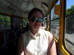 В Барнаульском трамвае