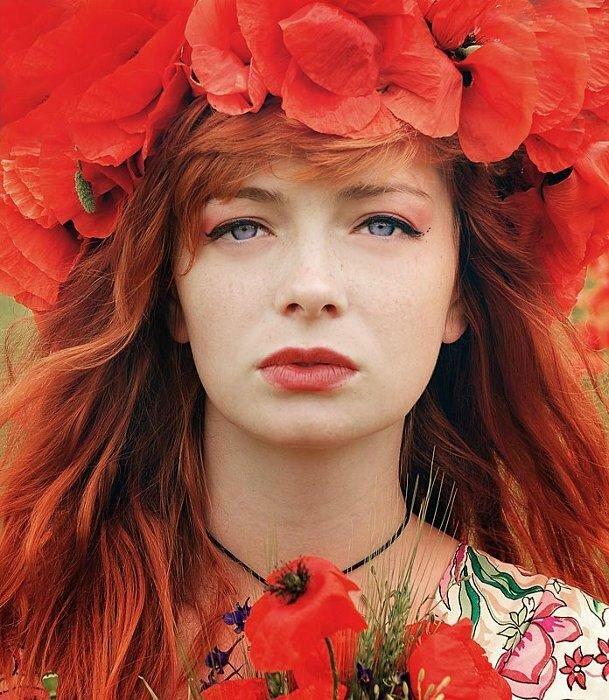 """""""Spring queen""""  by belu gheorghe"""