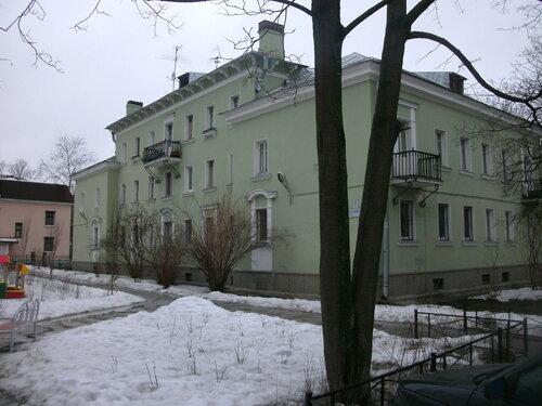 Дибуновская ул. 27к2