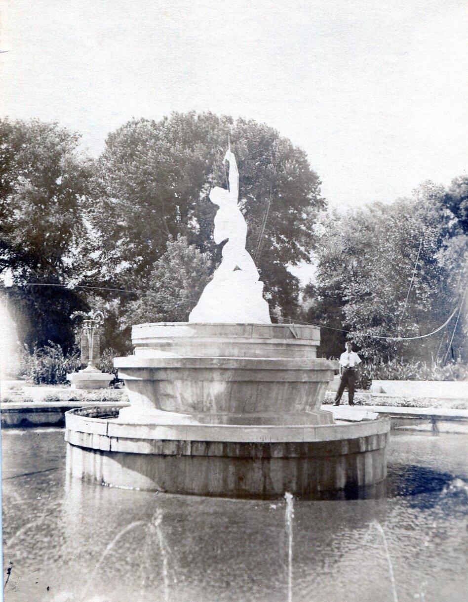 1930-е, парк Горького