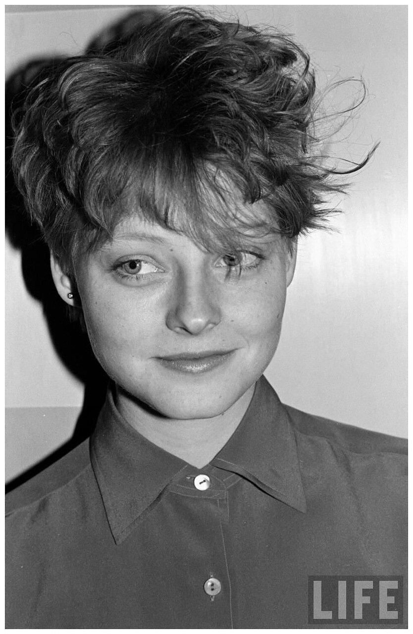 1984. Джоди Фостер
